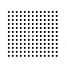 Dot Array Distortion Target